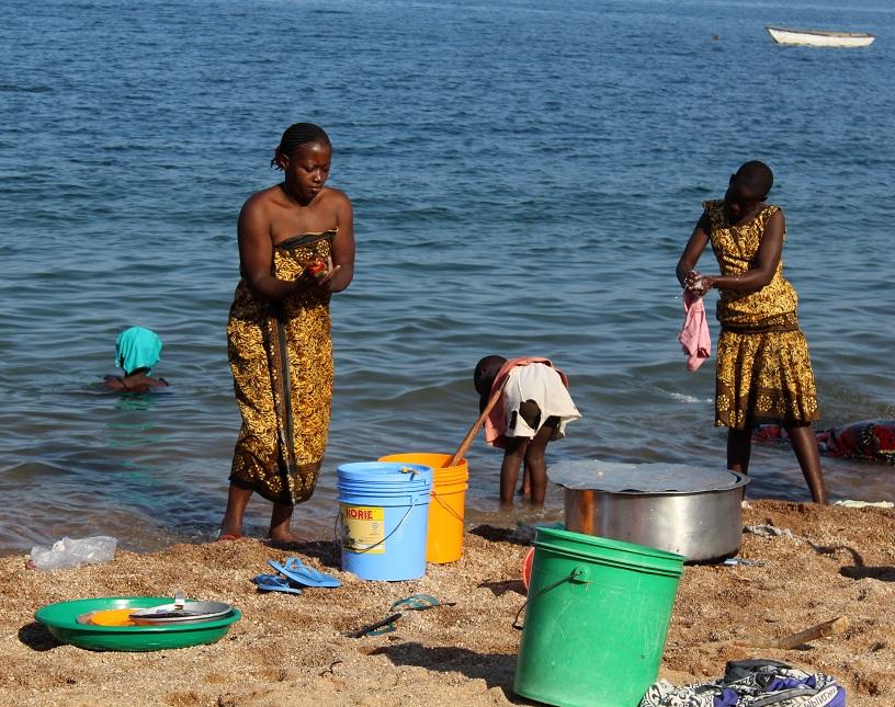 Fra Senja til Mbamba Bay: Frivillig bistand i Tanzaniaprosjektet.