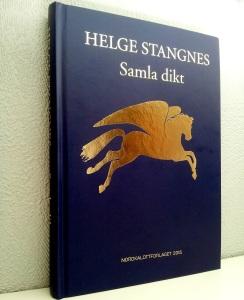 """Helge Stangnes """"Samla dikt"""""""