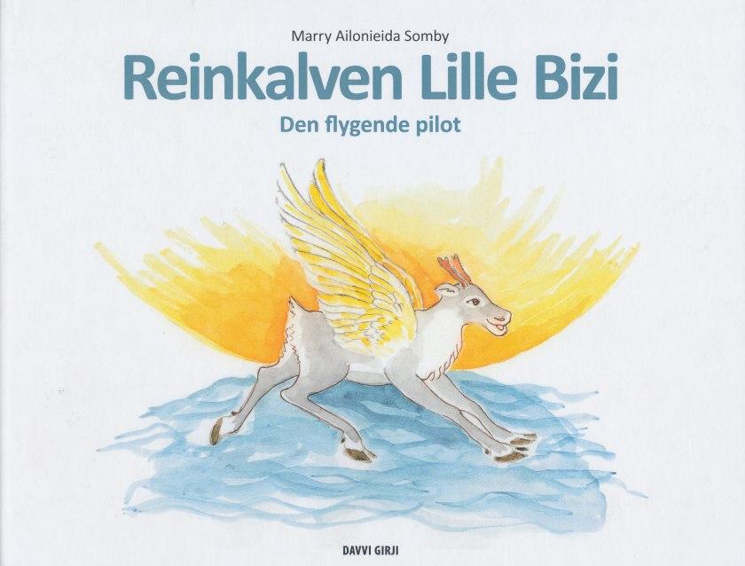 Reinkalven_Lille_Bizi_Forsida