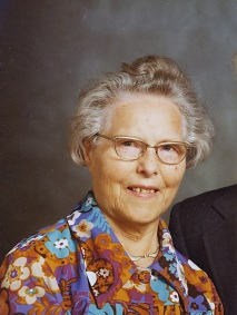 Dagmar Blix var født i Lofoten i 1900 og tok eksamen på Tromsø lærerskole i 1922. Foto fra Nordland Fylkesleksikon