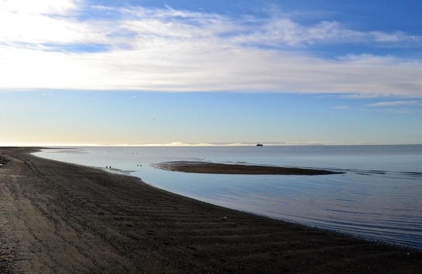 Magellanstredet. Foto: Jahn Petter Johnsen, oktober 2016