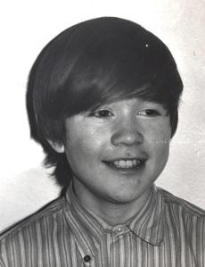Søren var en blid og positiv gutt, som var flink på skolen. Derfor ble han valgt ut til å bo i en familie i et år i Danmark, for å lære seg dansk språk og kultur. Foto: Privat