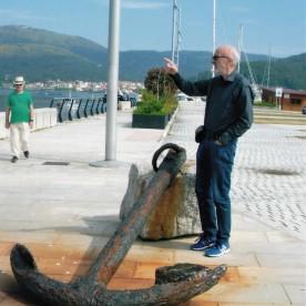 Knut Bjørn Lindkvist i Galicia. Foto: John Gustavsen