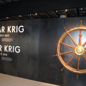 Narviksenteret og Krigsmuseet i Narvik. Foto: Hilde Kat. Eriksen
