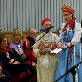 Musikalsk samarbeid i Murmansk. Foto: Jostein Paulsen